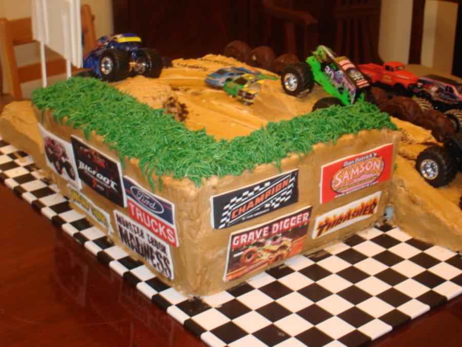 Monster Truck 004jpg Cakecentral Com