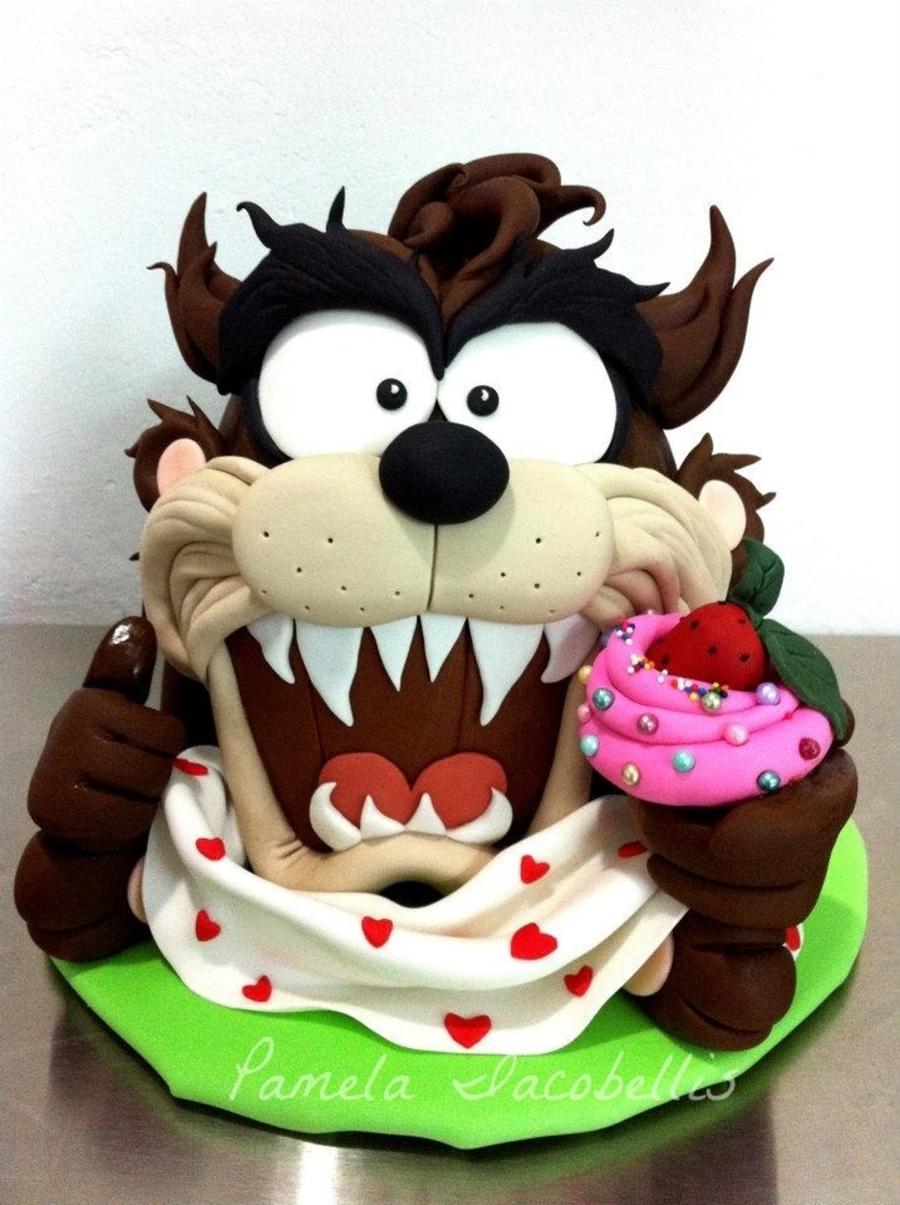 Tazmania Birthday Cake