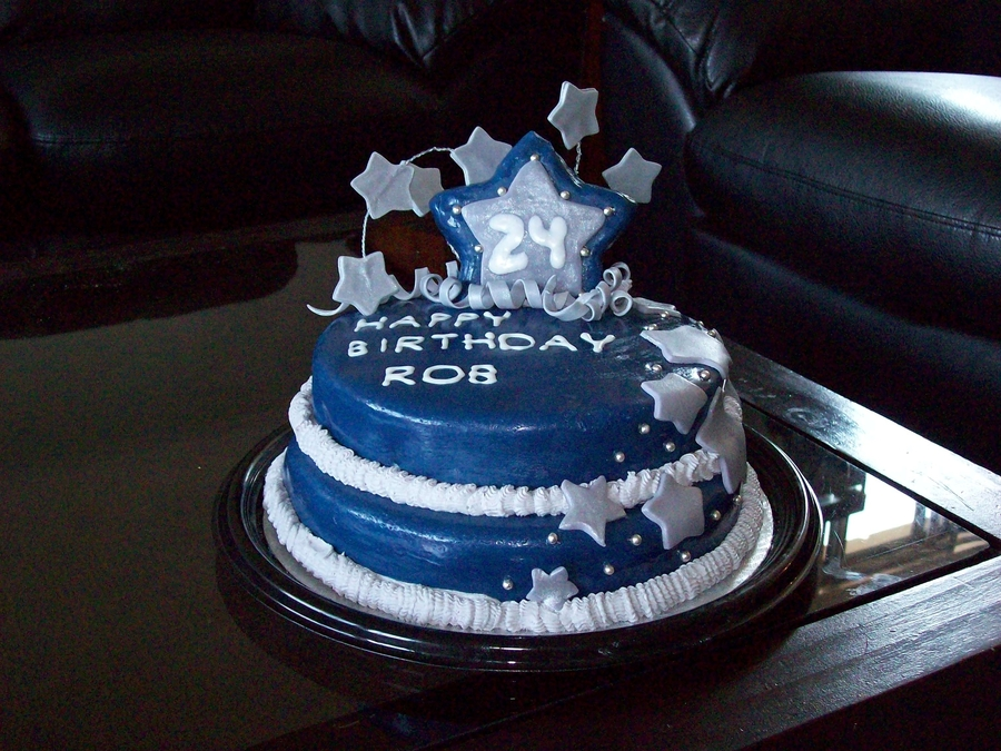 Cousins Birthday Cake on Cake Central