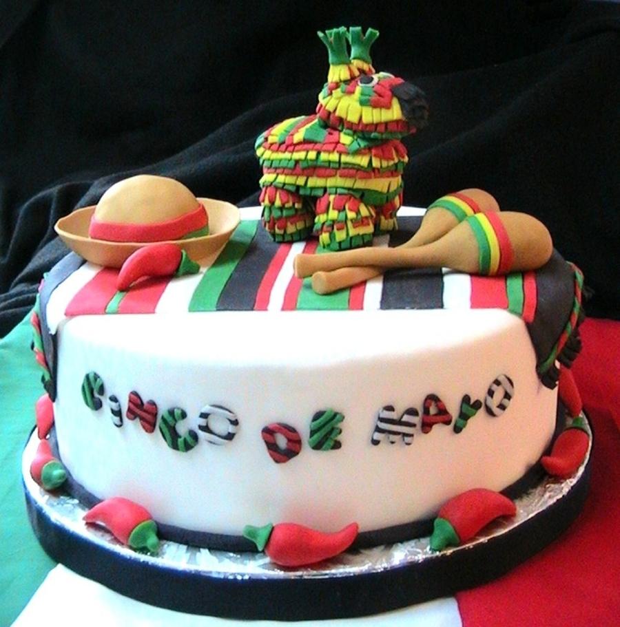 cinco de mayo cakes