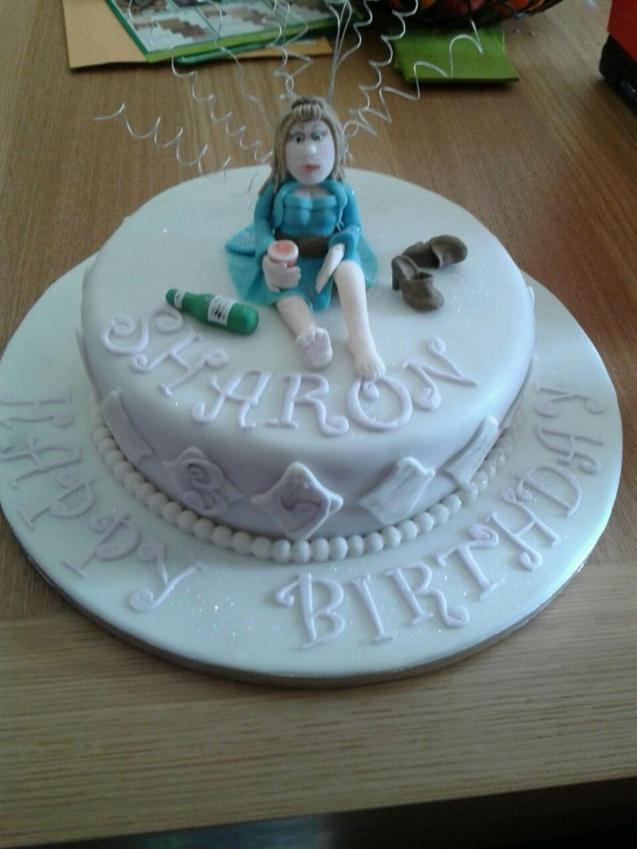 Th Birthday Cake For Girl