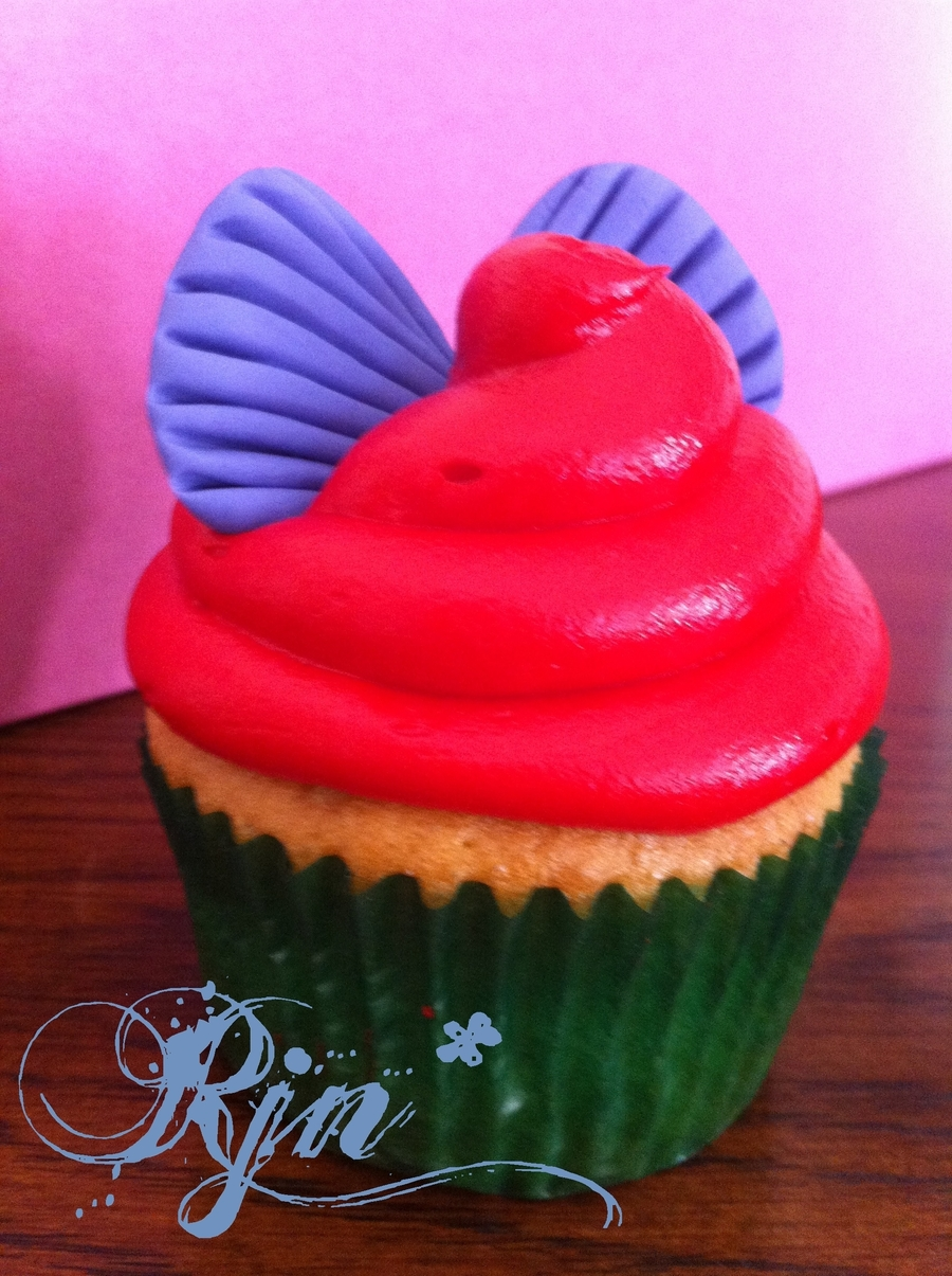 Ariel Cuppy  on Cake Central