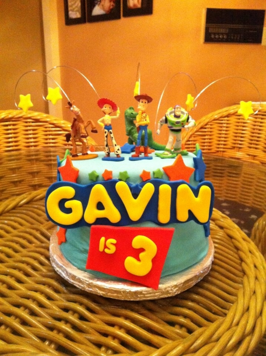 Toy Story Cake By Sweets Anonymous Society on Cake Central