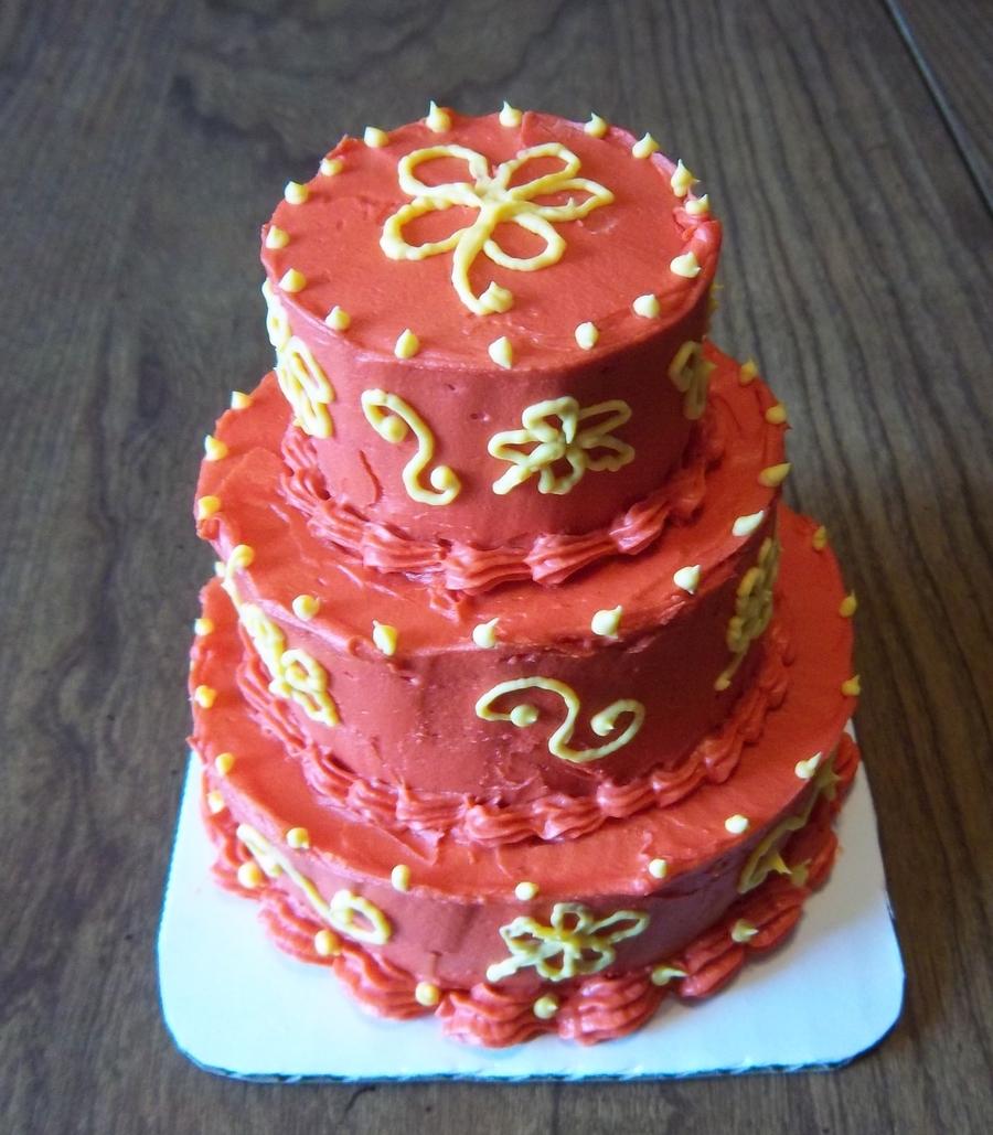 Mini 3 Tier Cakes Cakecentral Com