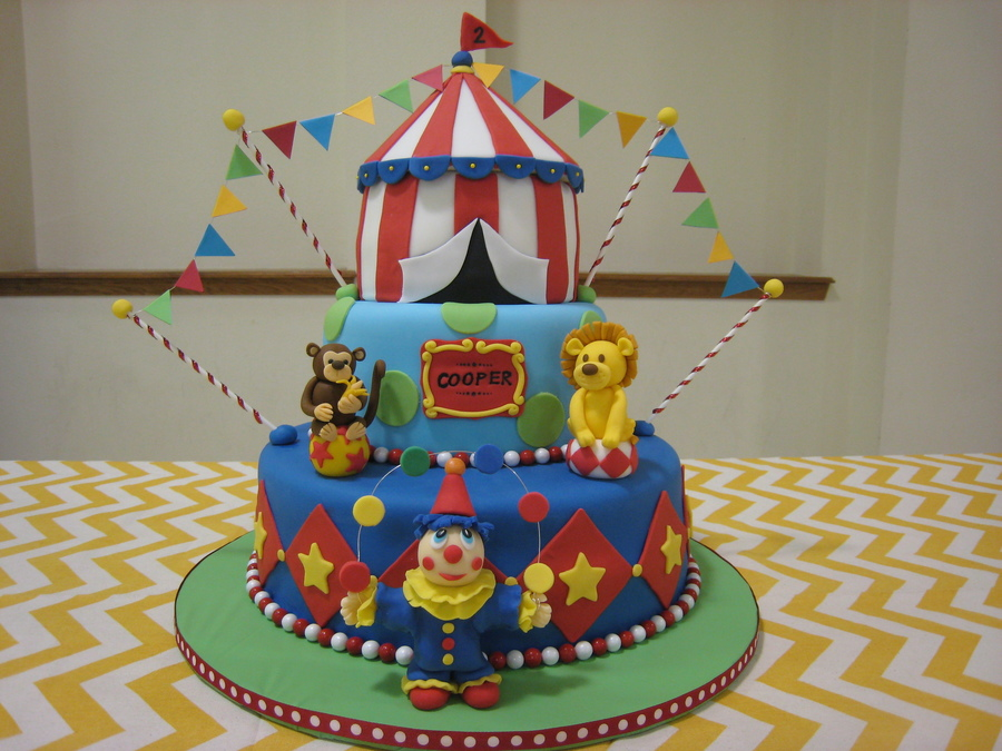 This Was A Fun Cake  on Cake Central