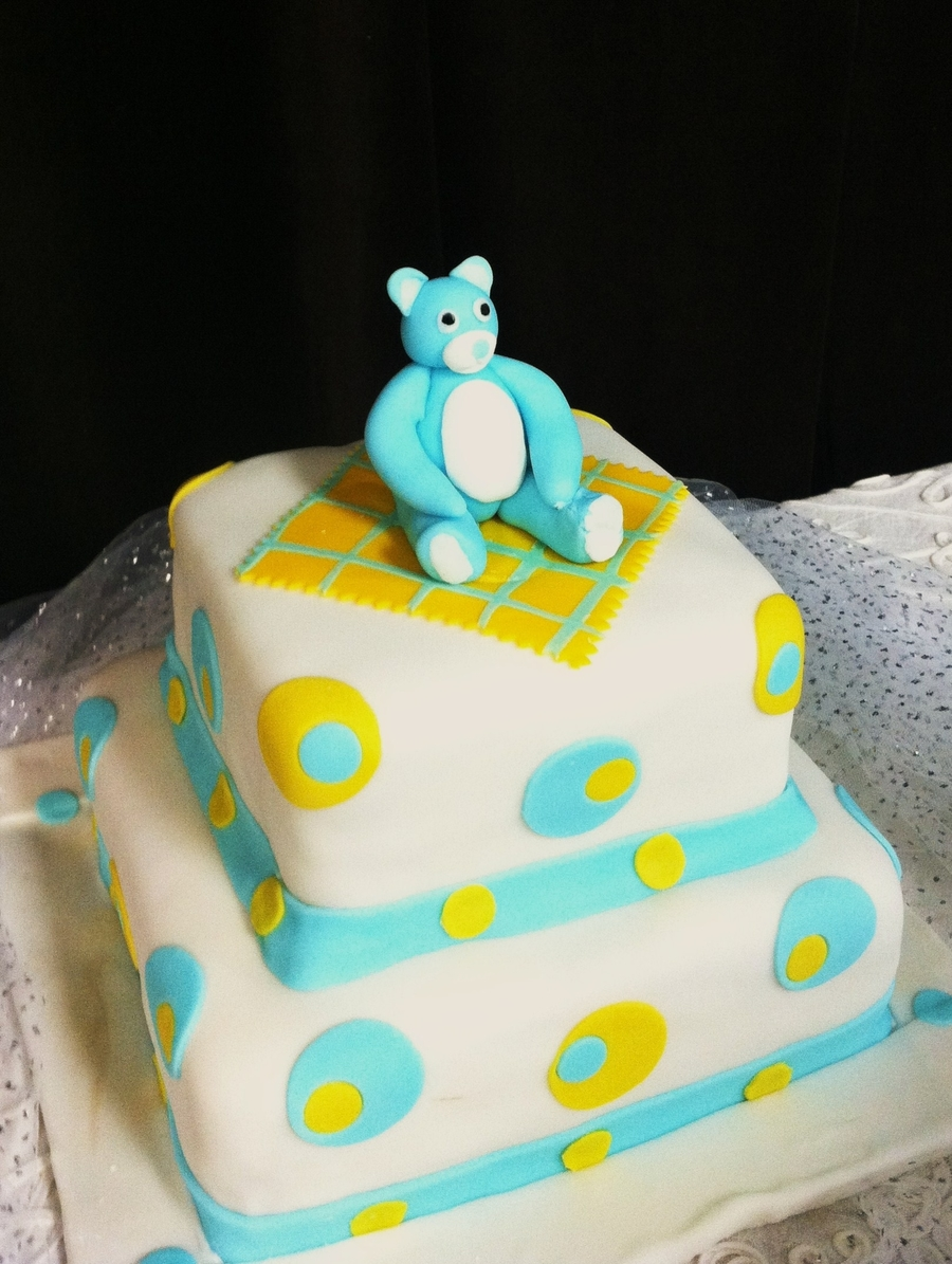 My First Bear on Cake Central