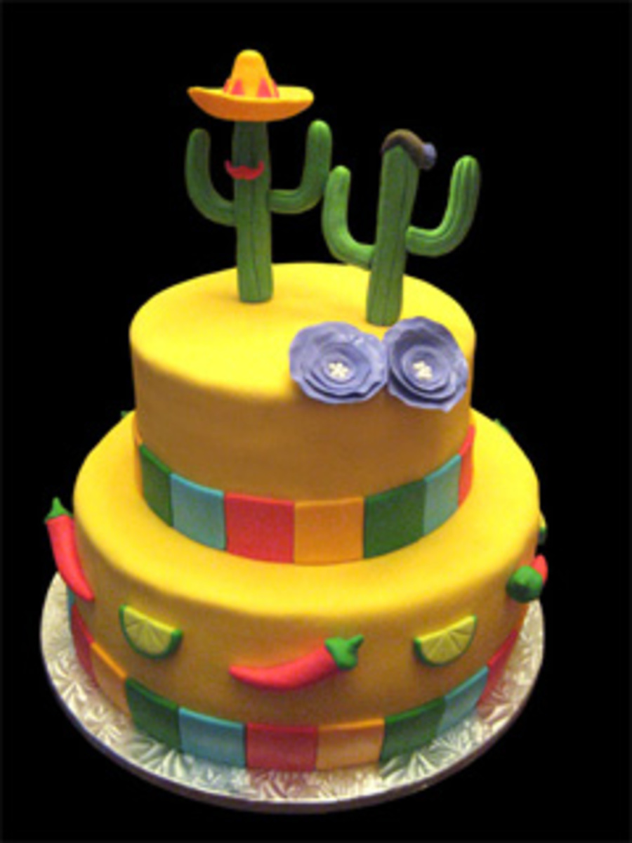Cinco De Mayo on Cake Central