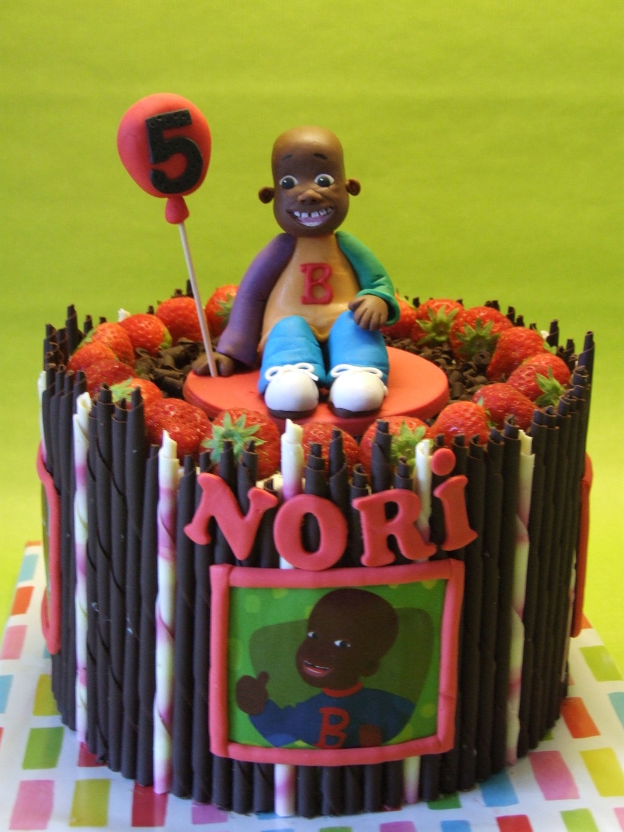 Little Bill - CakeCentral.com