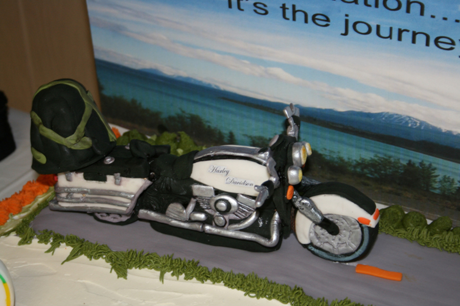 1999 Harley Road Kind Special on Cake Central