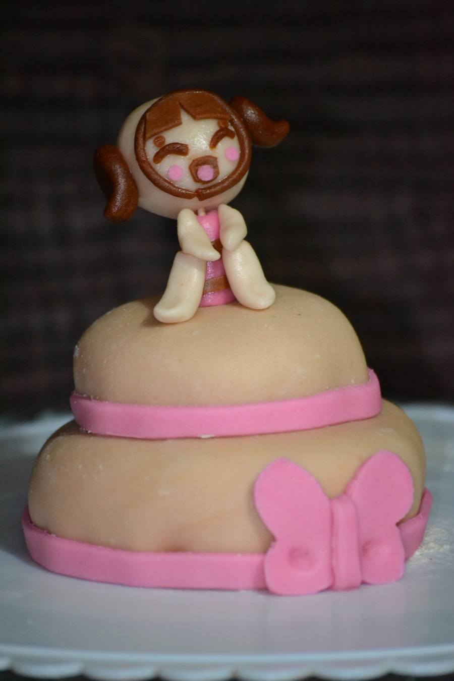 Molly & Charuca Inspired Mini Cake on Cake Central