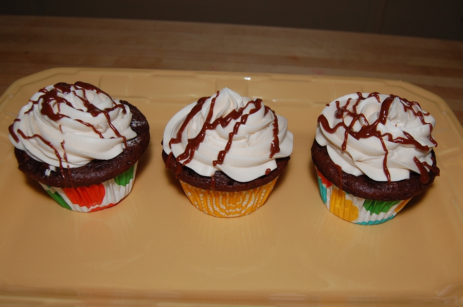 Mudslide Cupcakes on Cake Central