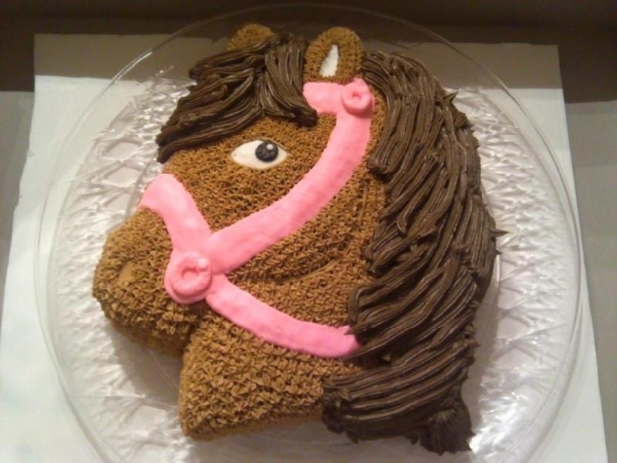 Pony Party Cake on Cake Central
