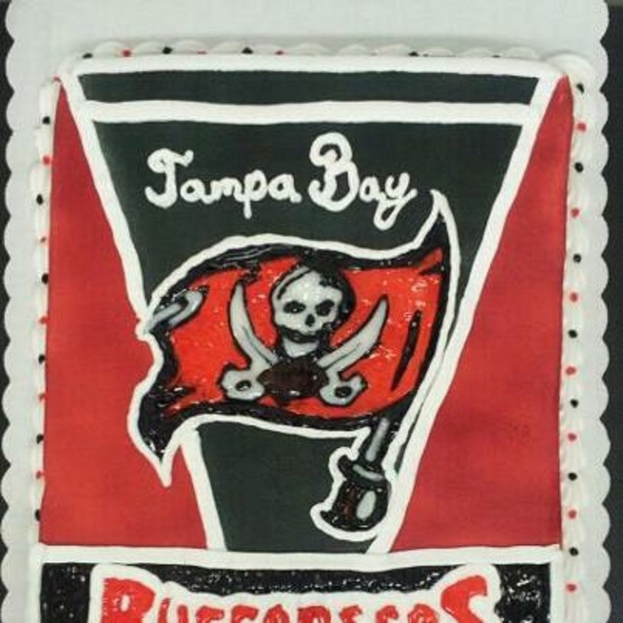 Bucs on Cake Central