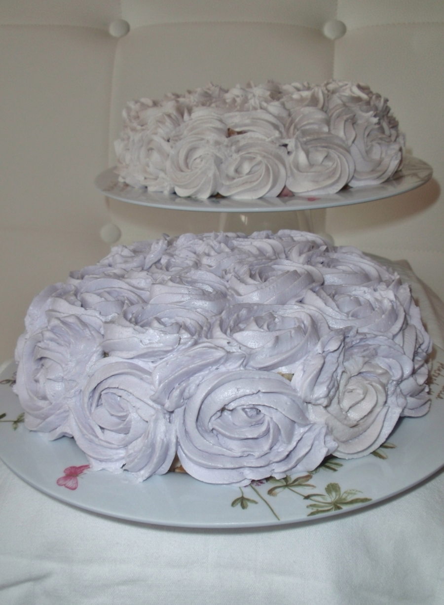 Roses For My Mother on Cake Central