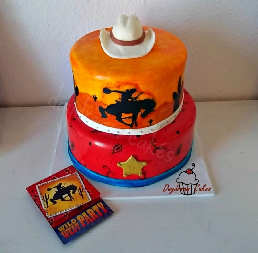 Wild West Party on Cake Central