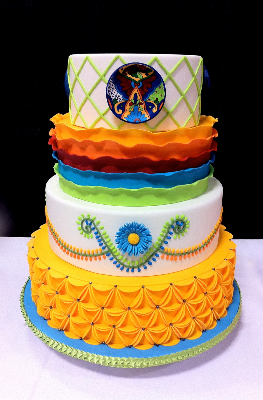 best ever mexican wedding cakes mexican wedding cake cakecentral 11308