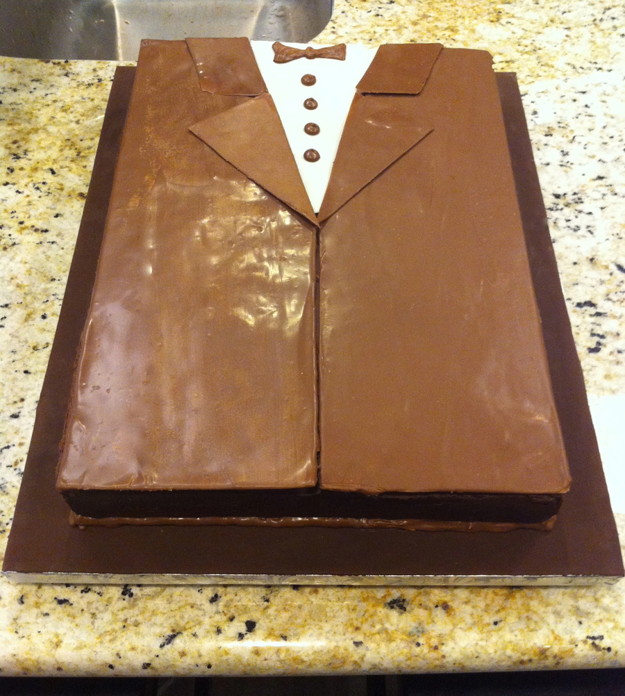 Groom's Cake on Cake Central