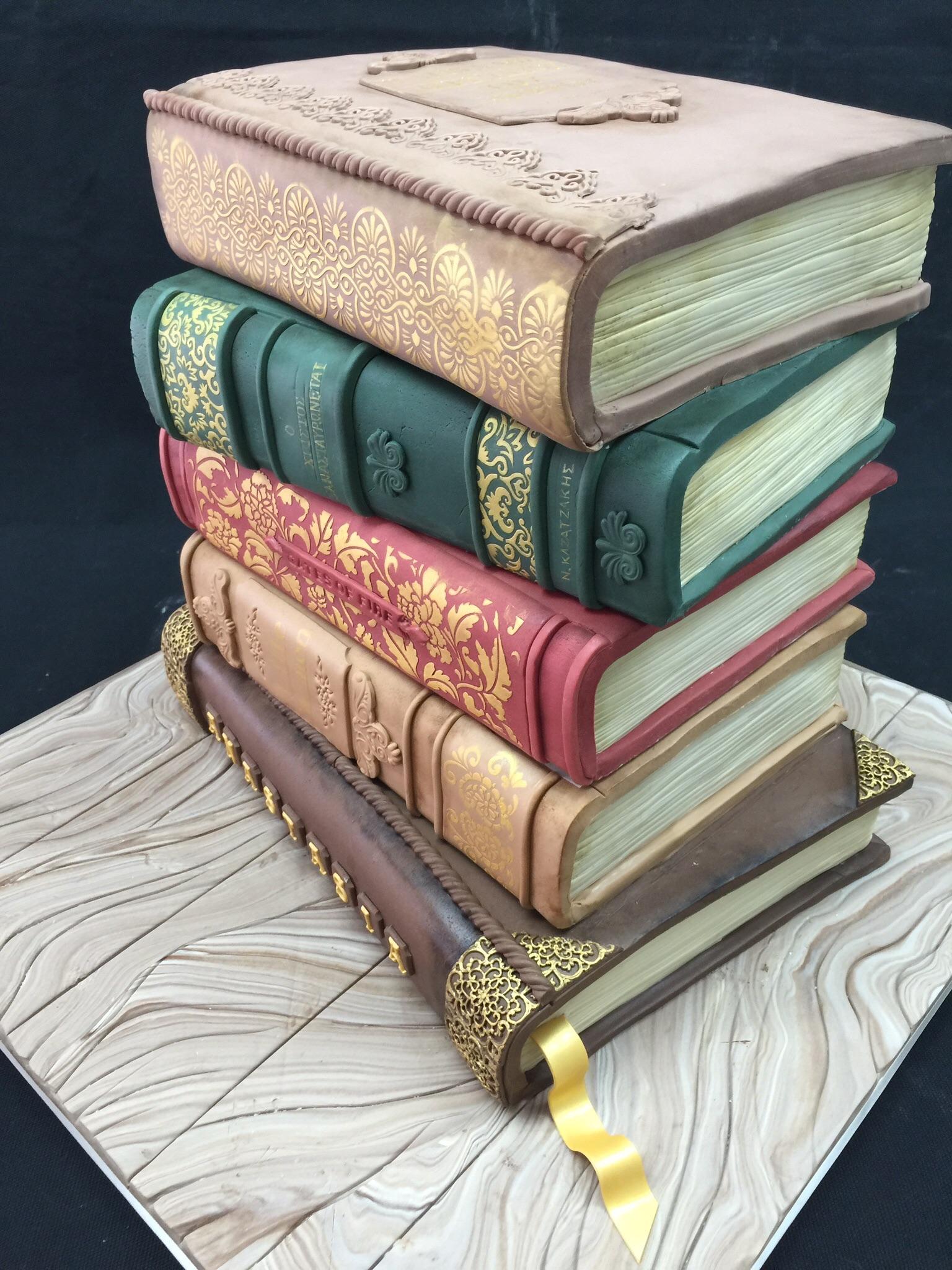 Chocolate Cake Decorating Books