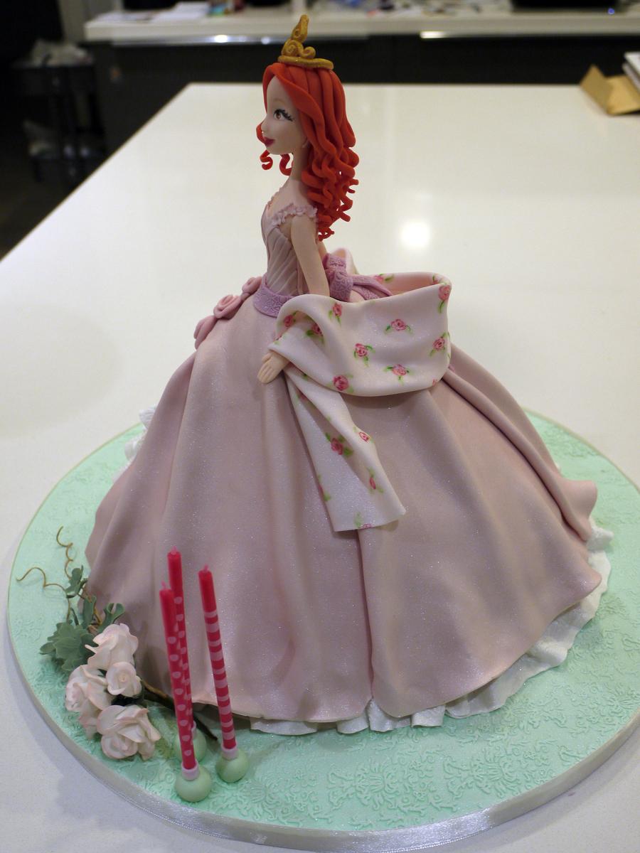 Princess Cake Cakecentral Com