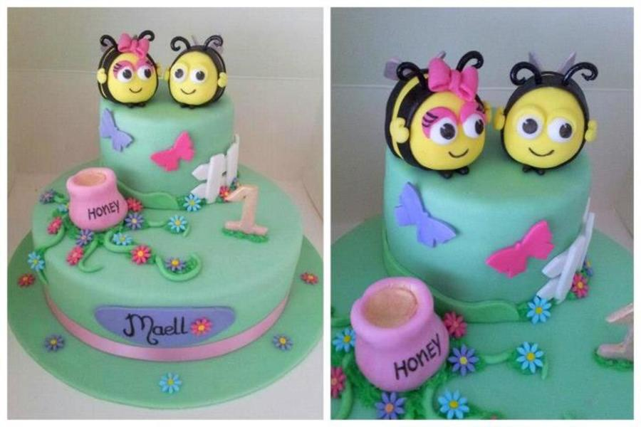 Disney 'the Hive' Cake on Cake Central