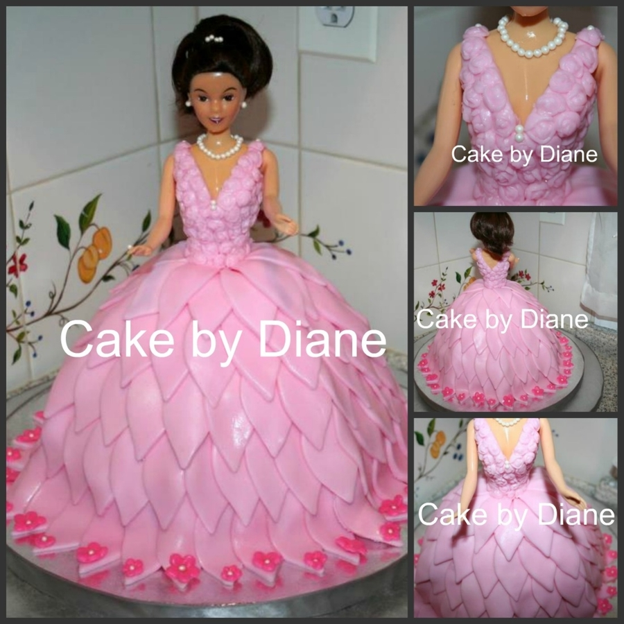 Barbie Doll on Cake Central