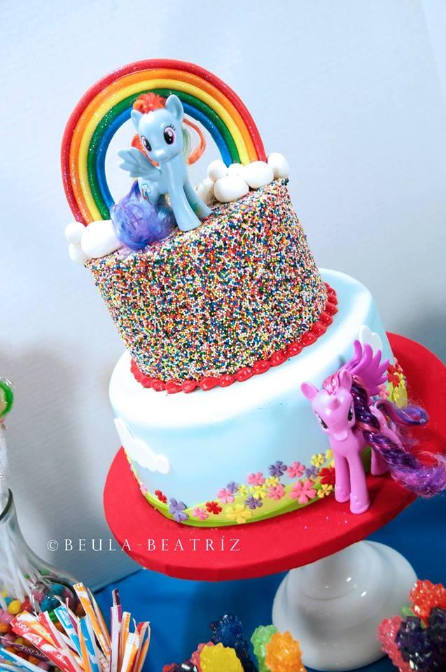 My Little Pony Birthday Cake Pics