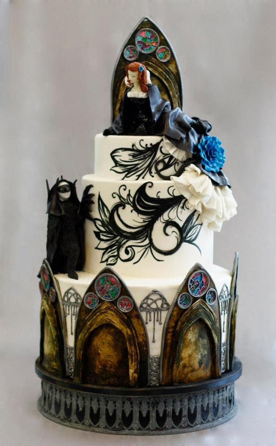 Wiccan Birthday Cakes