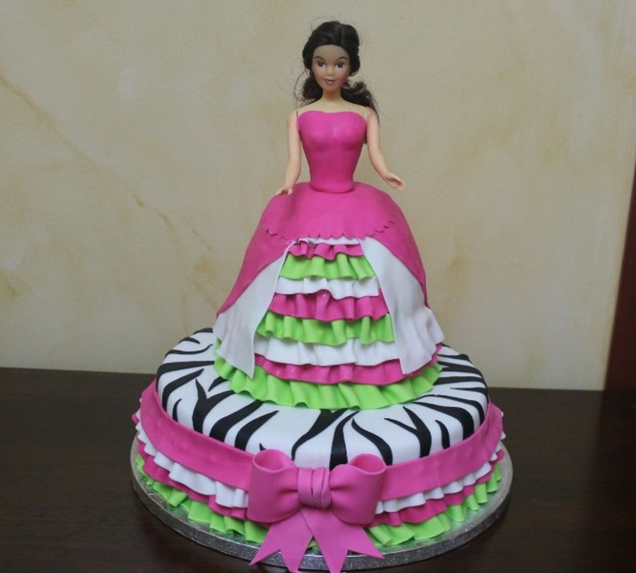 This Cake Is Inspired By Cc Member Luckygurl1203 on Cake Central