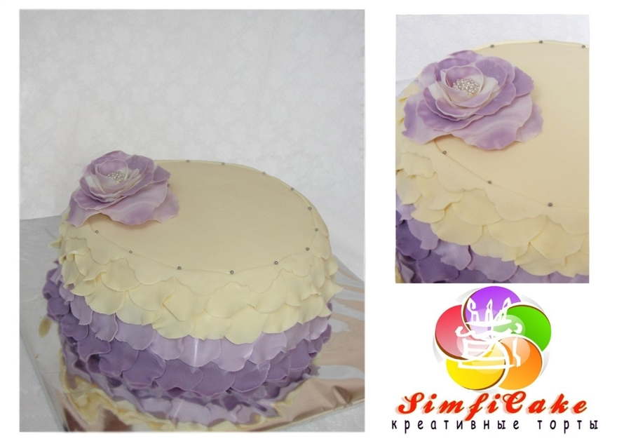 Cake Purple on Cake Central