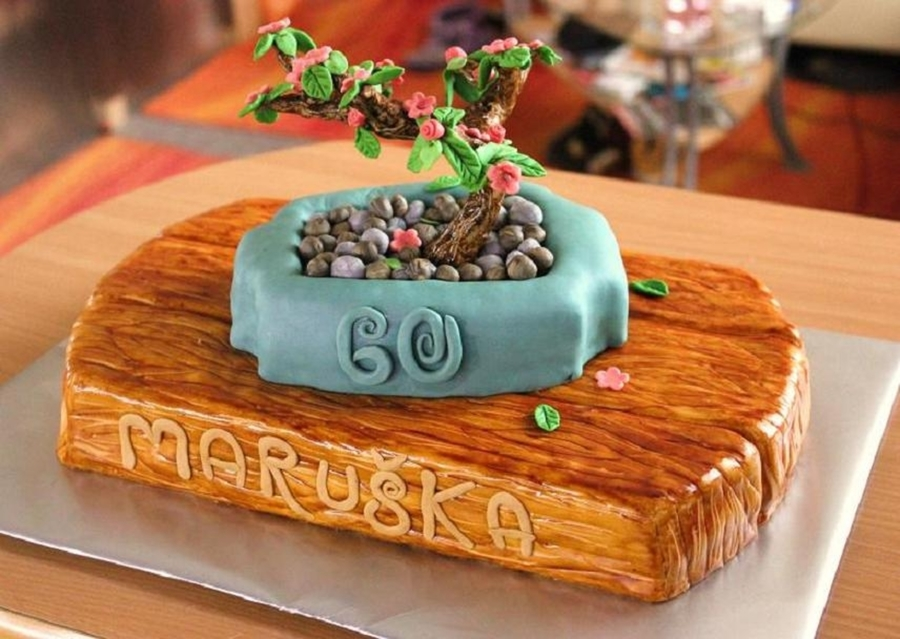 Bonsai on Cake Central