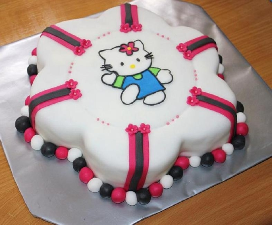 Hallo Kitty on Cake Central