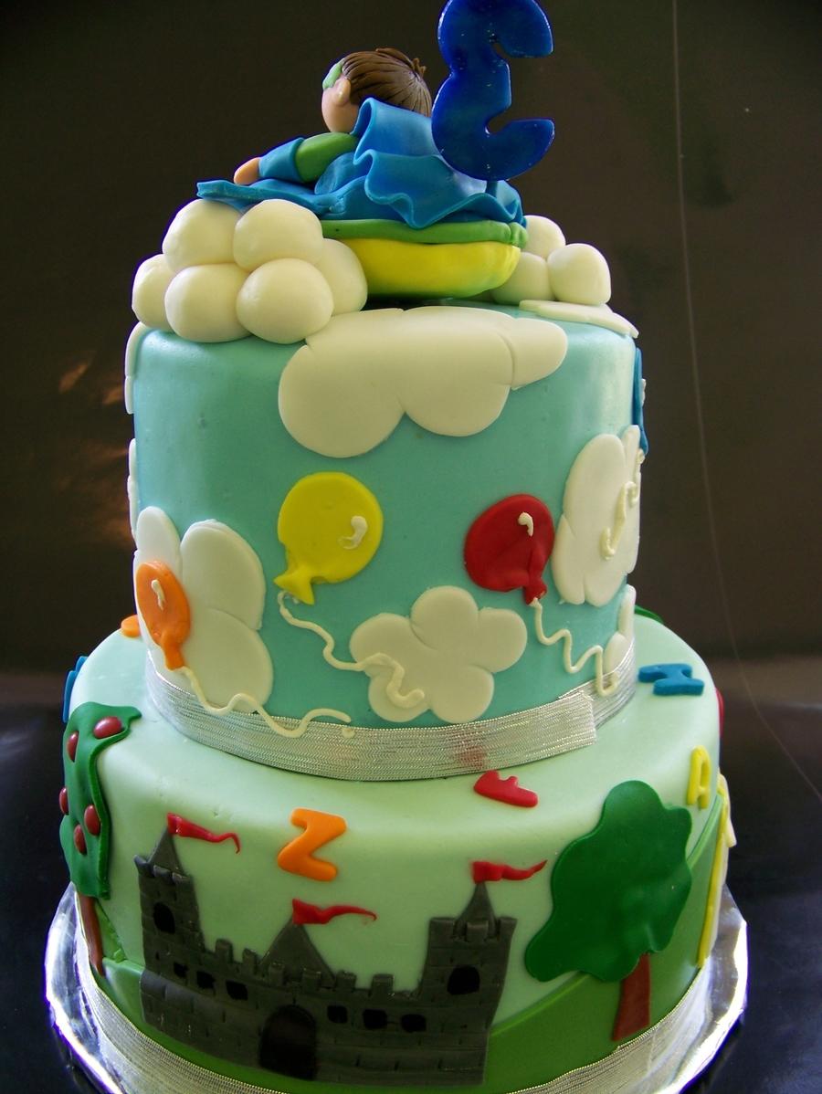 Super Why Cake Cakecentral Com