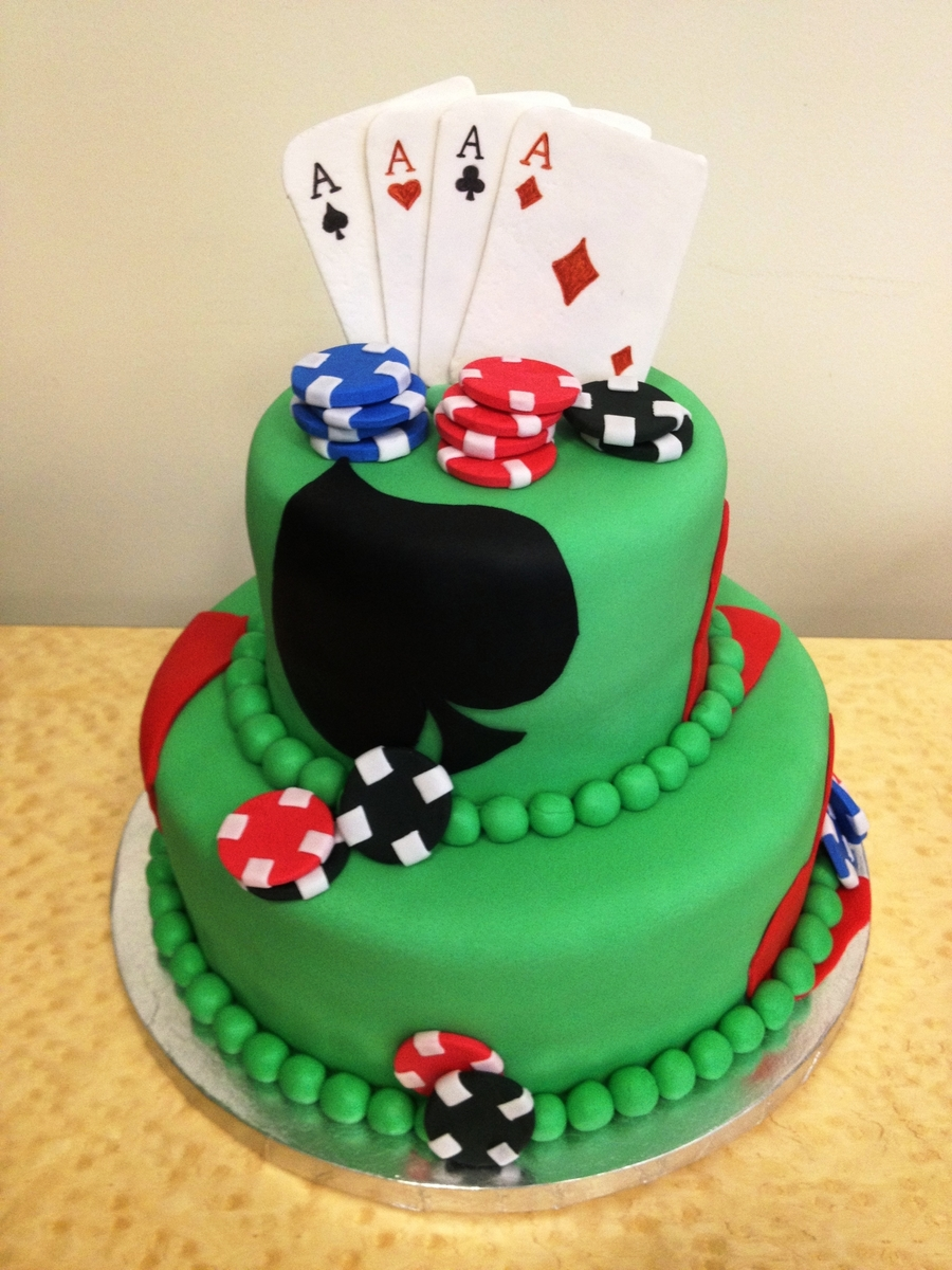 Birthday Cake Poker