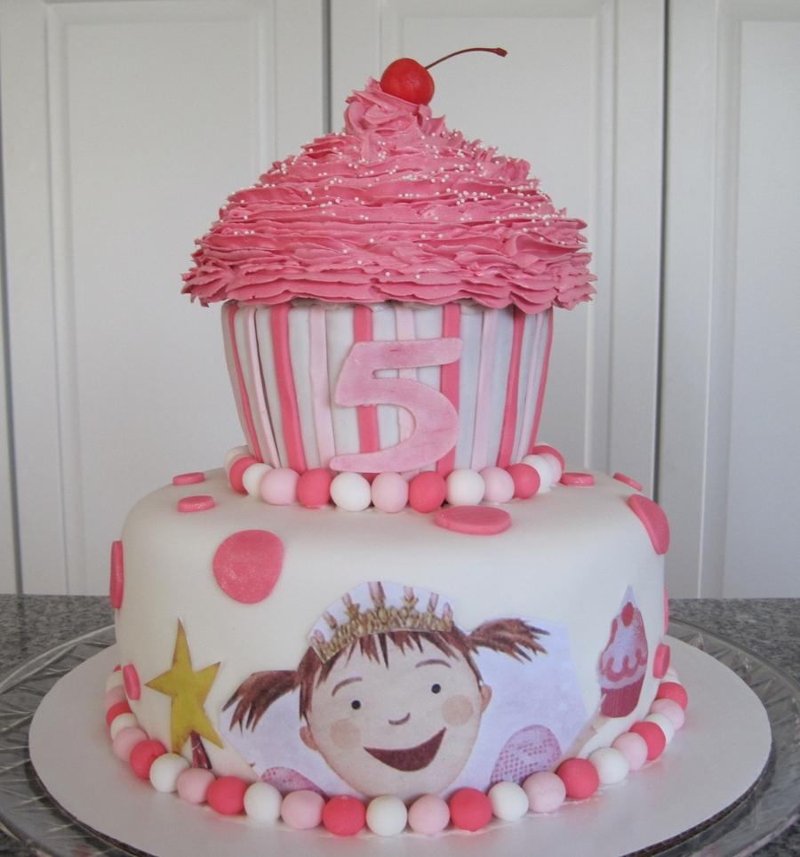 Pinkalicious Cake Images : Pinkalicious Cake - CakeCentral.com