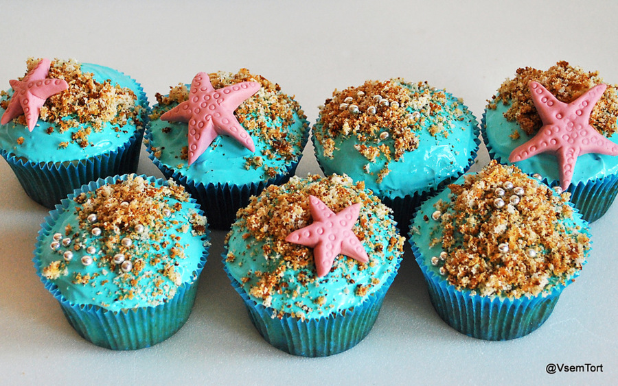 Starfishes on Cake Central