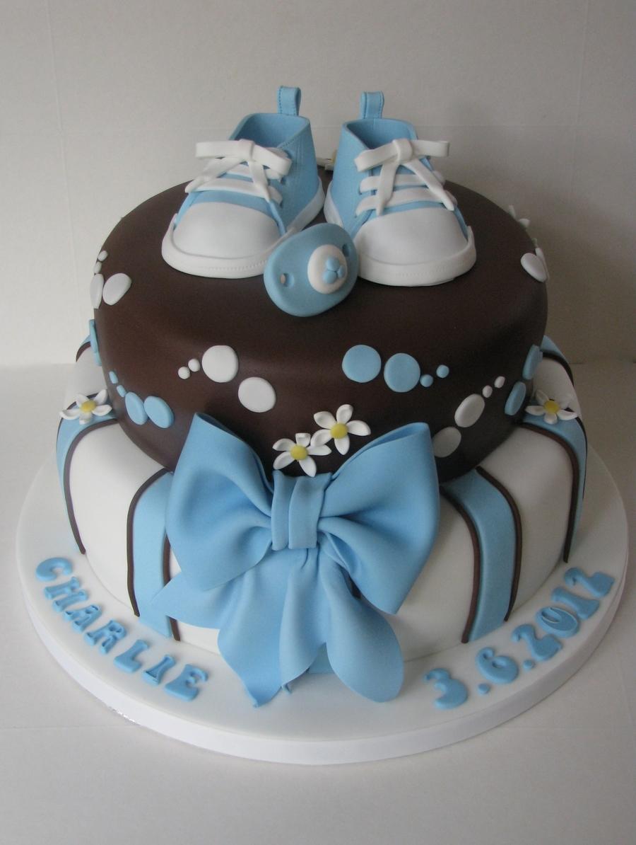 Boys Baby Shower - CakeCentral.com