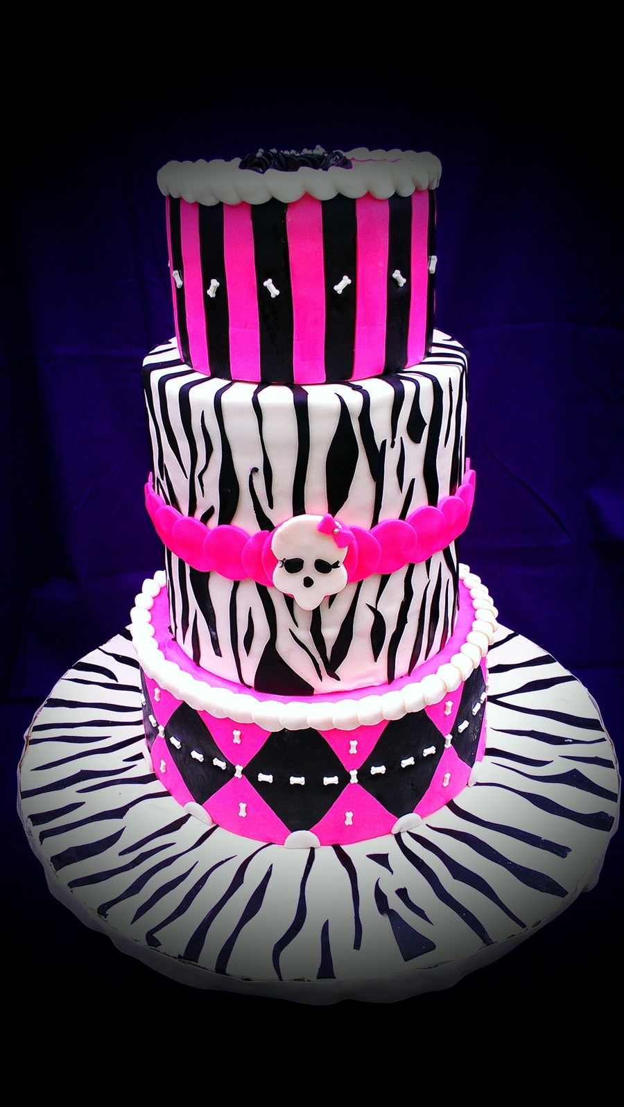 Punk Prom Birthday on Cake Central