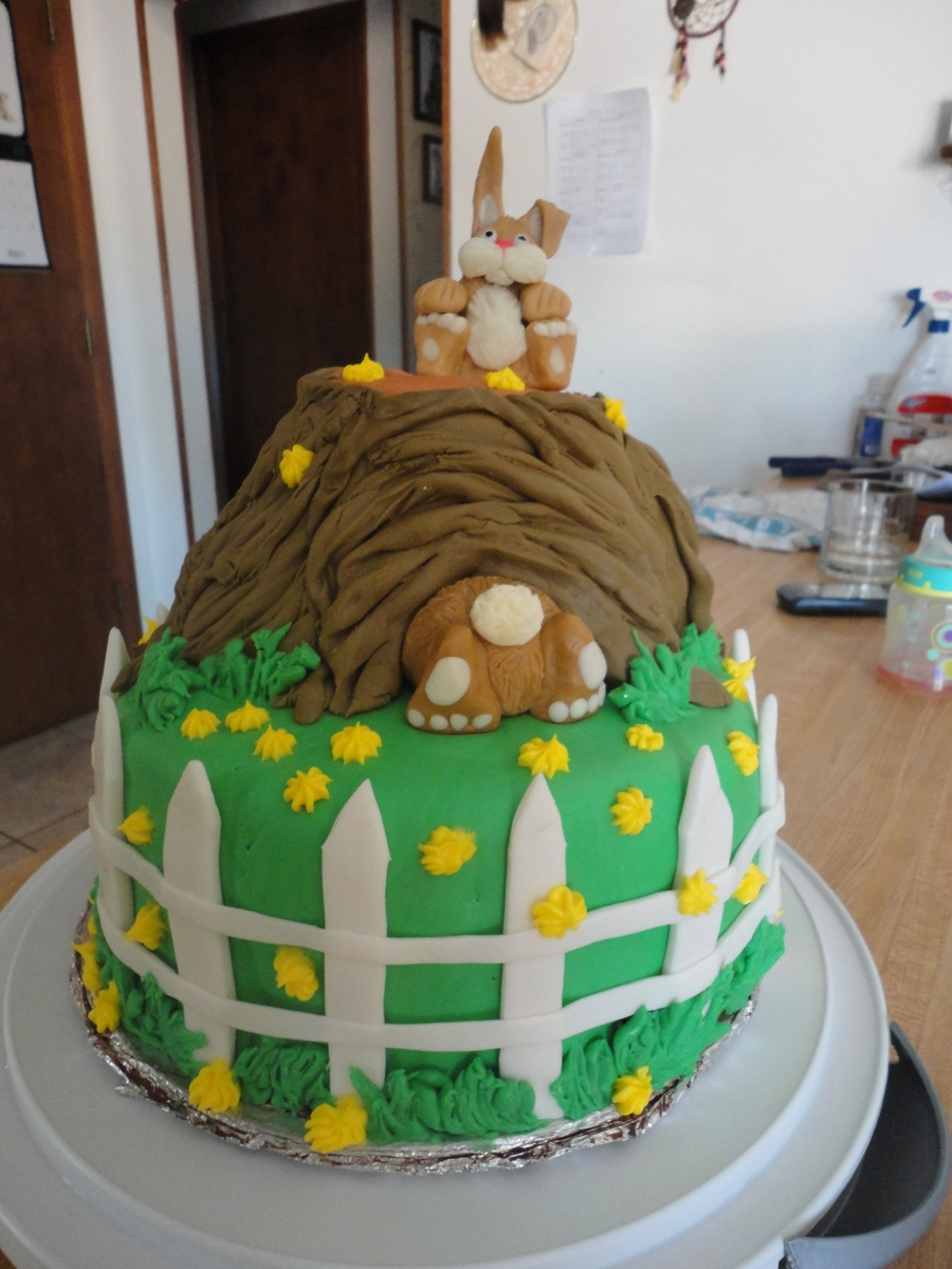 Happy Easter on Cake Central