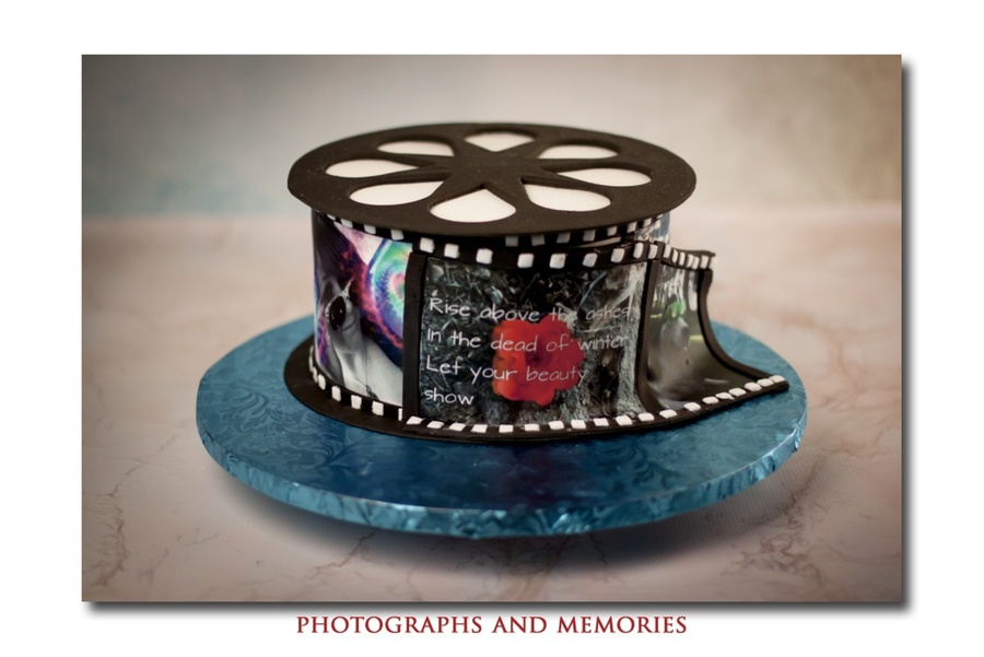 Birthday Cake For A 17 Year Old With Passion Photography On Central