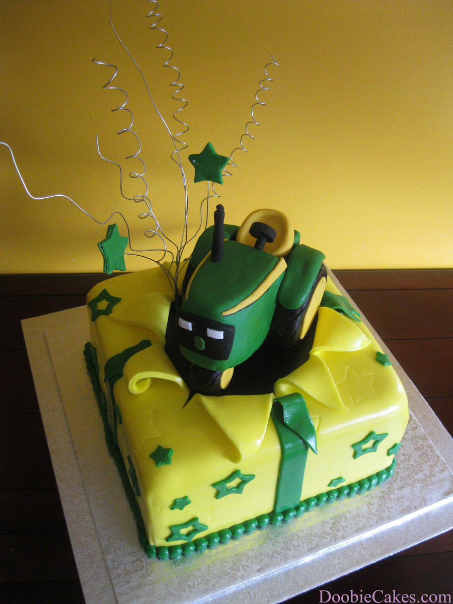 John Deere - CakeCentral.com