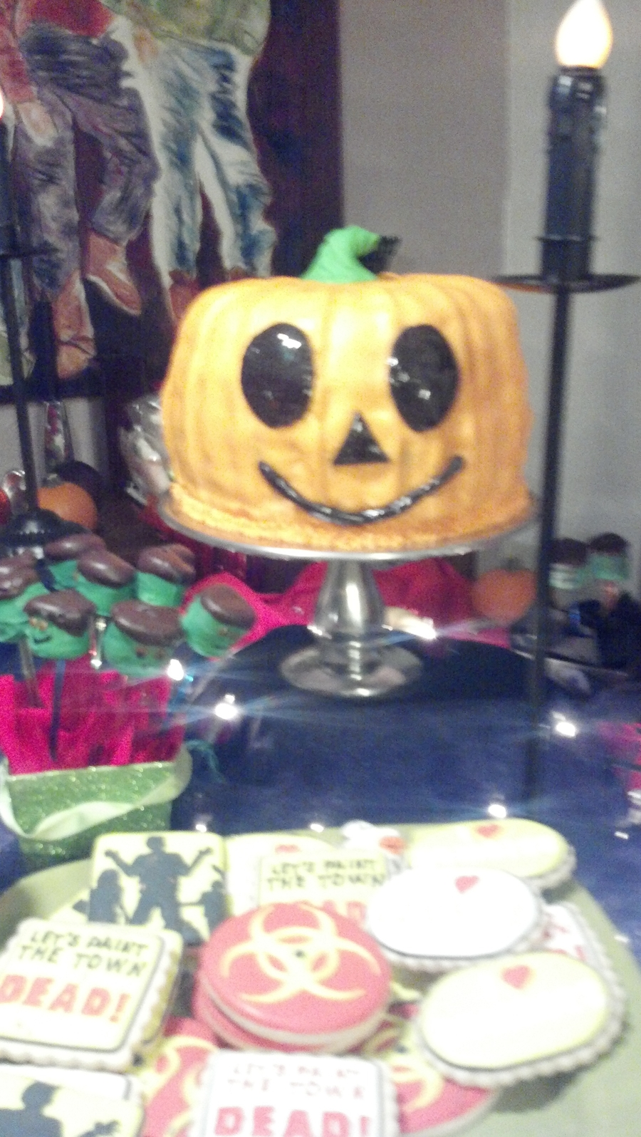 Halloween 2011 on Cake Central