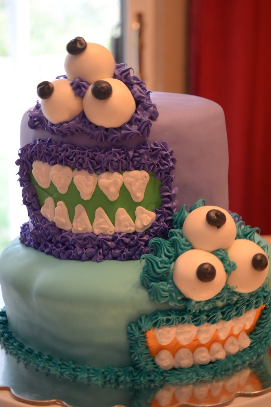 Monsters! on Cake Central