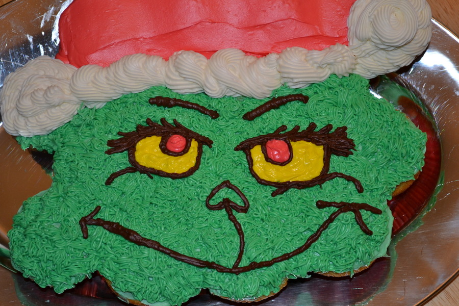 Grinch  on Cake Central