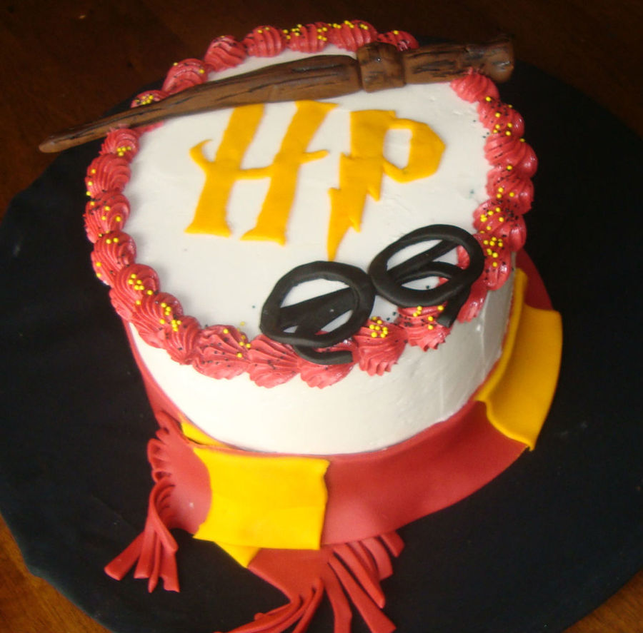 Harry Gow Birthday Cake Image Inspiration of Cake and Birthday