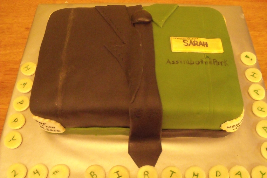 Birthdaypromotion Cake Cakecentral