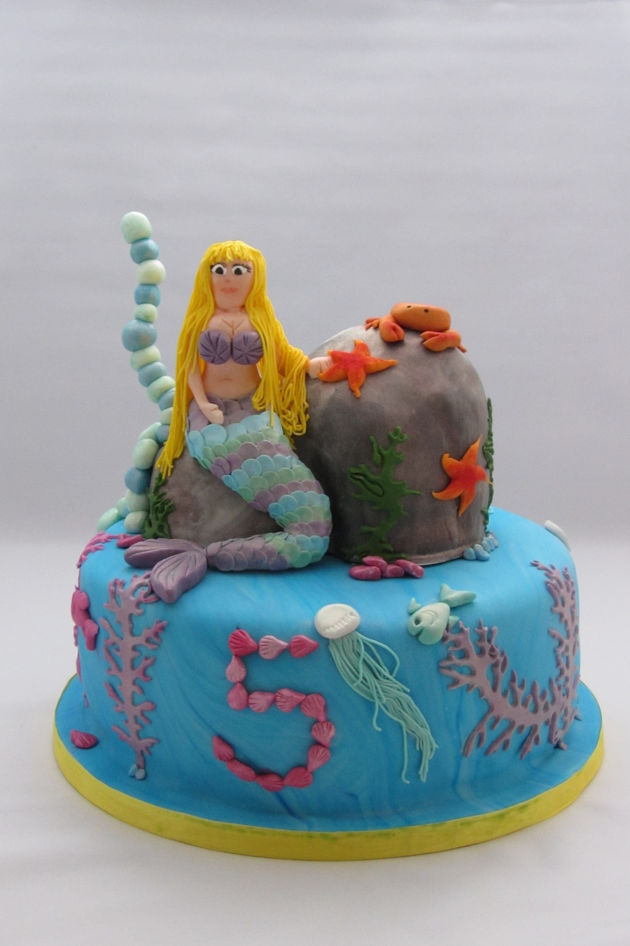 Mermaid on Cake Central