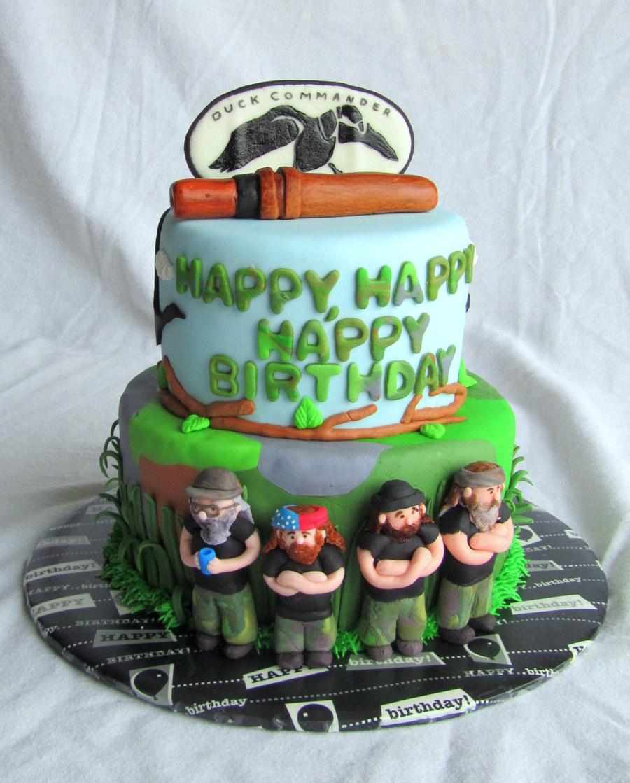 Happy Birthday Willie Cake