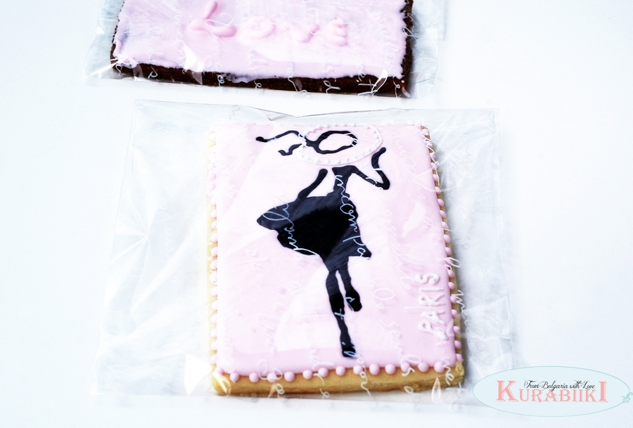 Paris/ Fashion Themed Party Favors on Cake Central