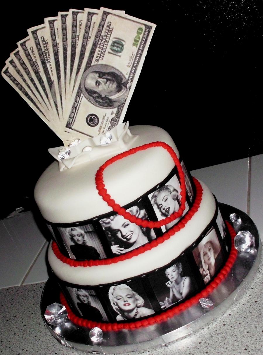 Citaten Marilyn Monroe Recipe : Marilyn monroe cake cakecentral