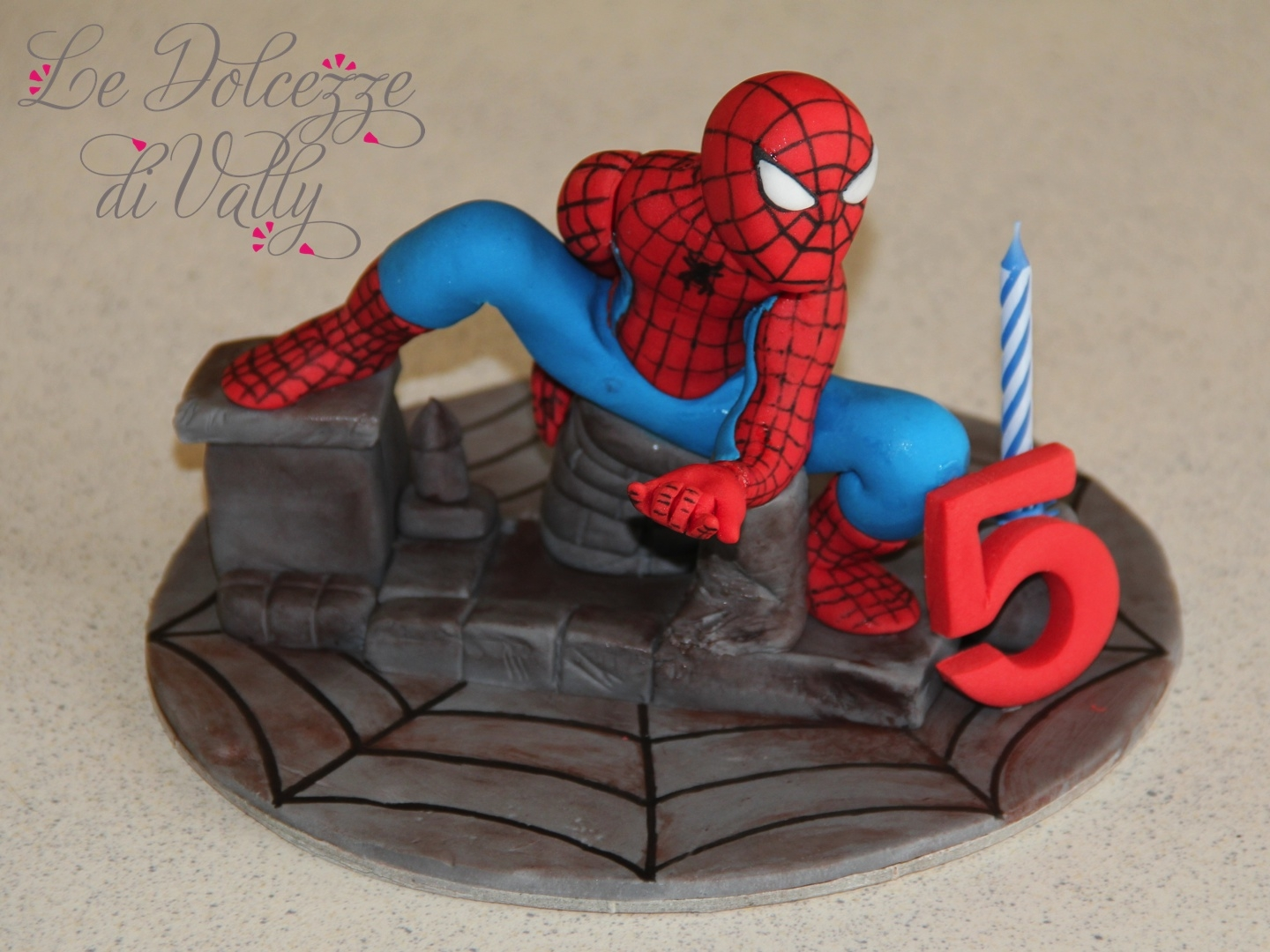 Man Birthday Cake Topper